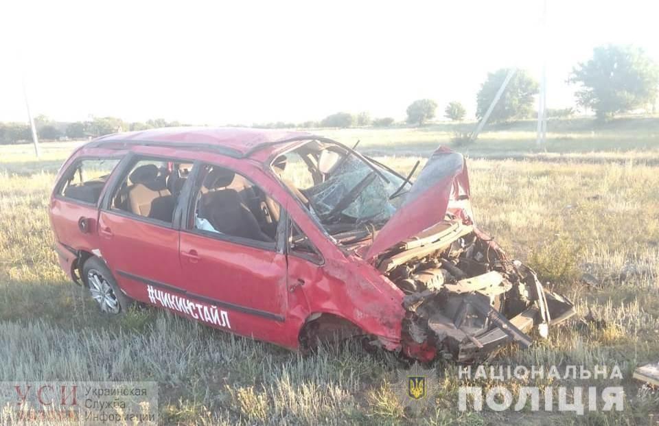 В смертельной аварии в Саратском районе погиб молодой парень (фото) «фото»