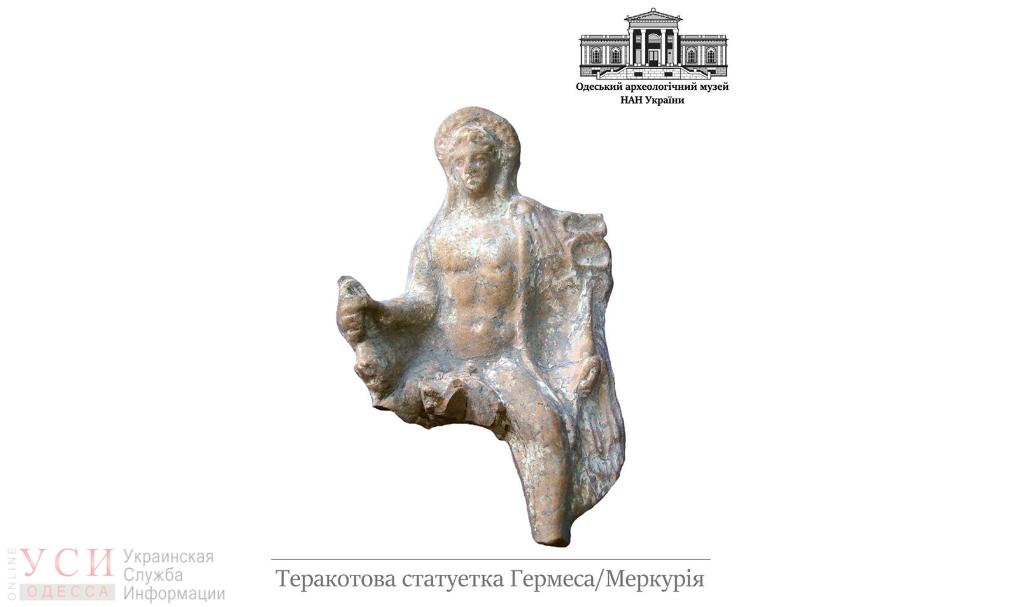 Уникальная находка: в Одесской области нашли статую древнего бога (фото) «фото»