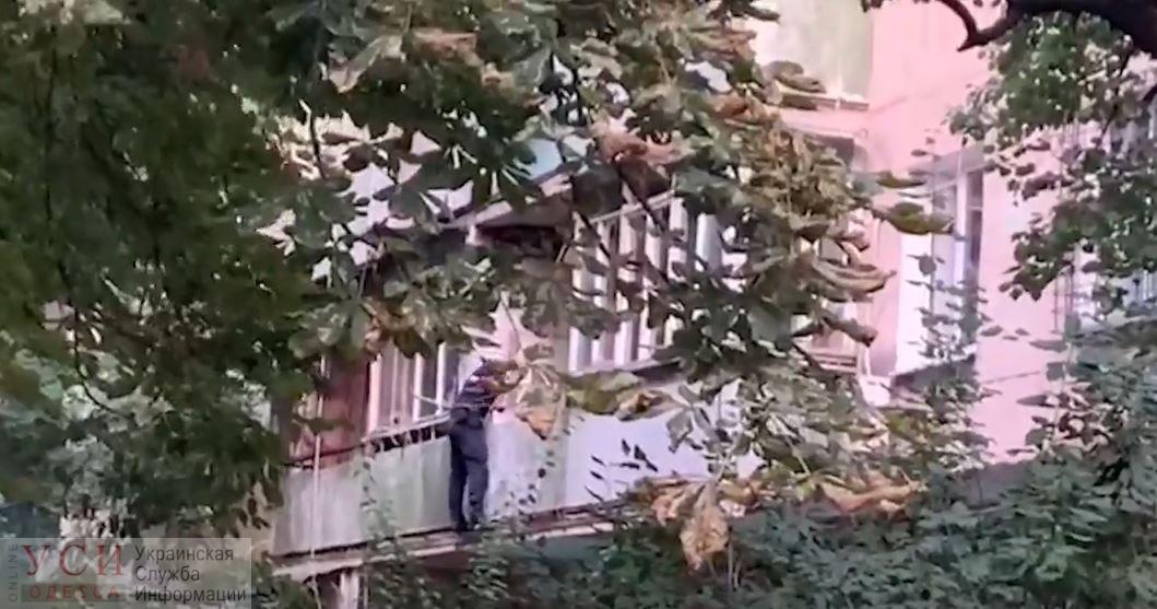 Патрульные спасли двух пожилых одесситок (видео) «фото»