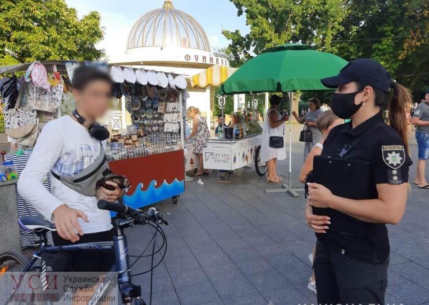 Неистребимые: одесская полиция составила больше 20 протоколов на уличных фотографов с животными (фото) «фото»
