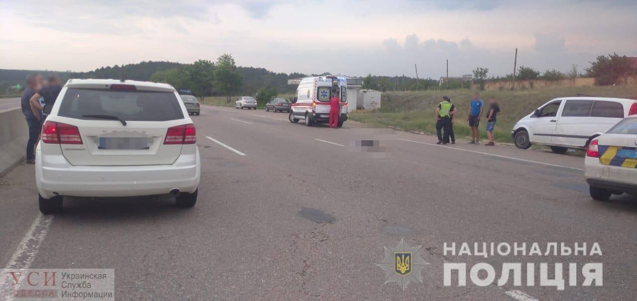 Под Алтестово авто сбило 10-летнюю девочку, полиция начала расследование (фото) ОБНОВЛЕНО «фото»