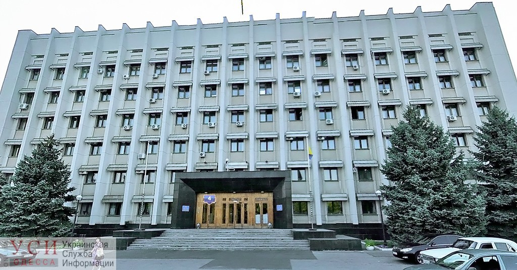 Одесский облсовет собирается на внеочередную сессию: депутаты попросят деньги на железную дорогу в Молдову «фото»