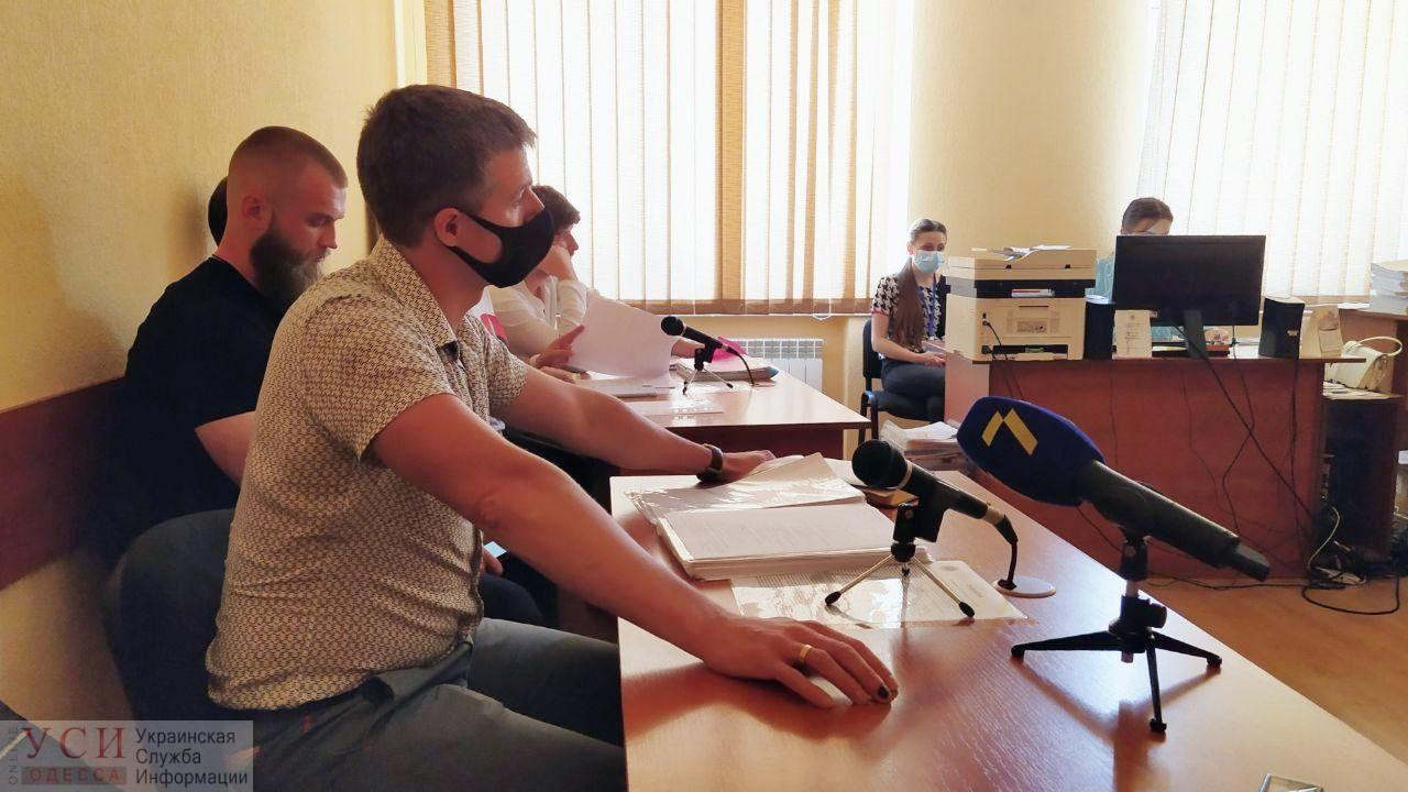 Одесситы требуют у суда остановить стройку на склоне 13-й Фонтана на время судебных разбирательств «фото»