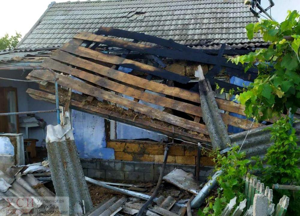 Взорвался газ: пострадал житель Татарбунарского района (фото) «фото»