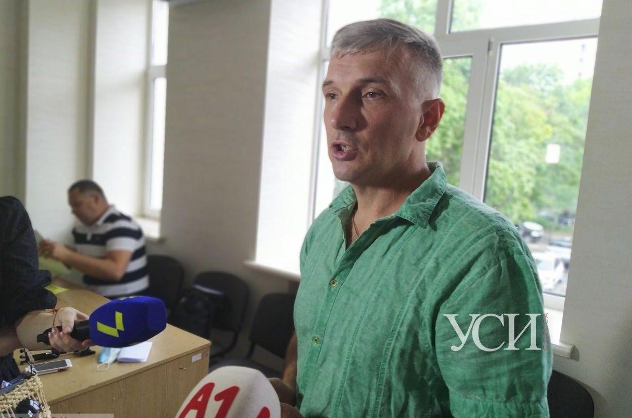 Суд остановил застройку Межрейсовой базы моряков (фото) «фото»