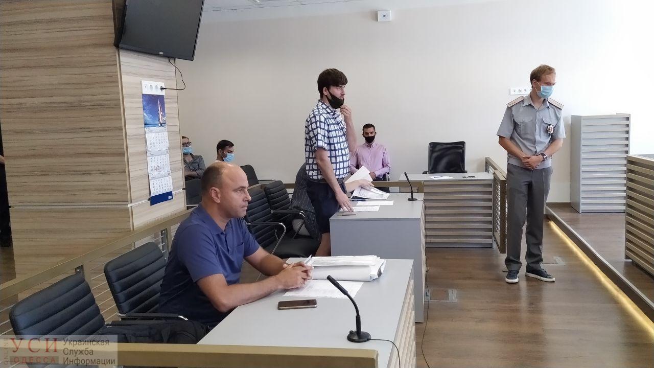 Одесский суд разморозил застройку склона 13-й Фонтана «фото»