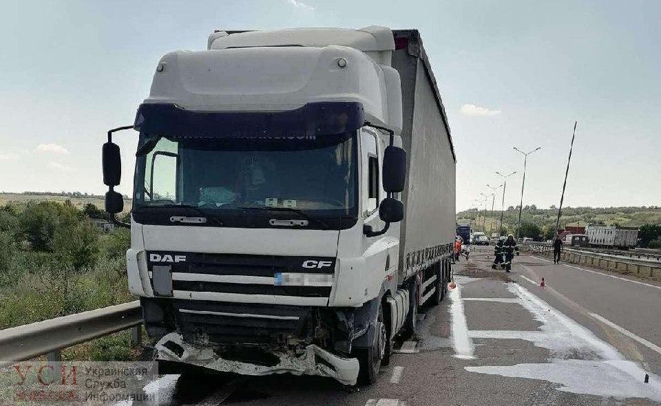 Смертельное ДТП на трассе Киев-Одесса: фура сбила 2 пешеходов (фото) «фото»