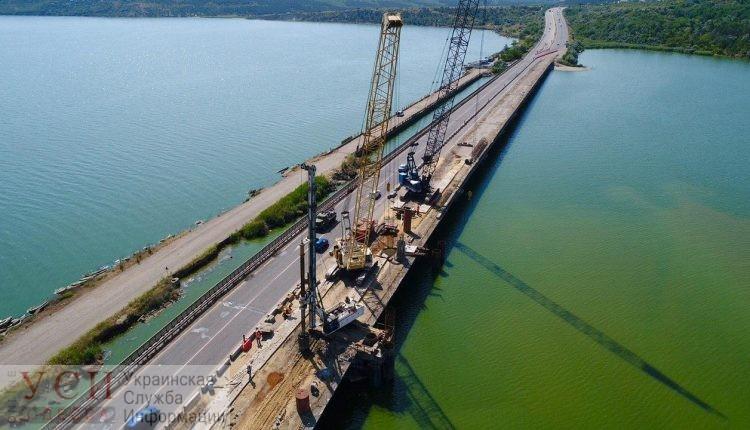 «Золотой» мост через Хаджибейский лиман снова подорожал: теперь на 70 миллионов «фото»