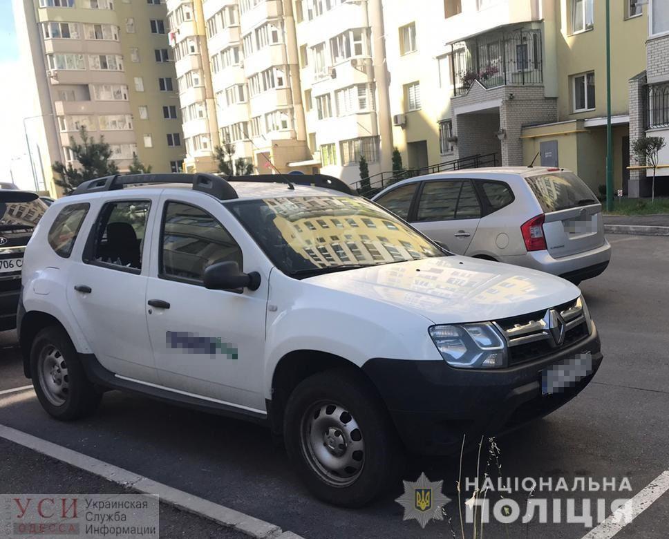 На гастролях: в Виннице задержали банду автомобильных воров из Одессы (фото) «фото»