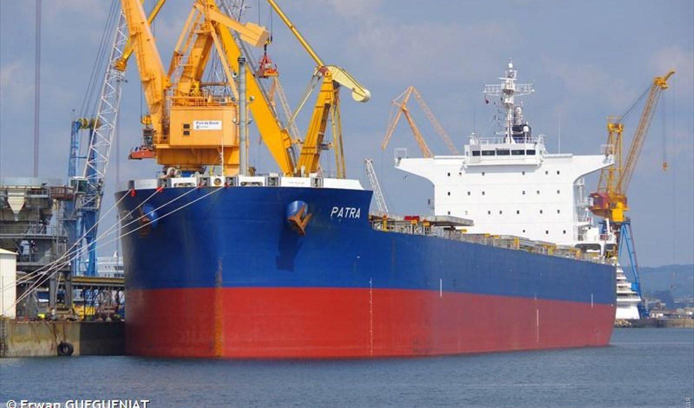 С иностранного судна под Одессой госпитализировали 11 человек с коронавирусом «фото»