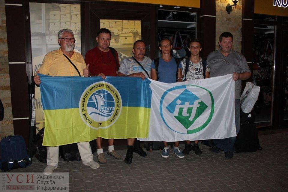 Украинские моряки, которых посредник бросил на произвол в турецком отеле, вернулись на родину «фото»