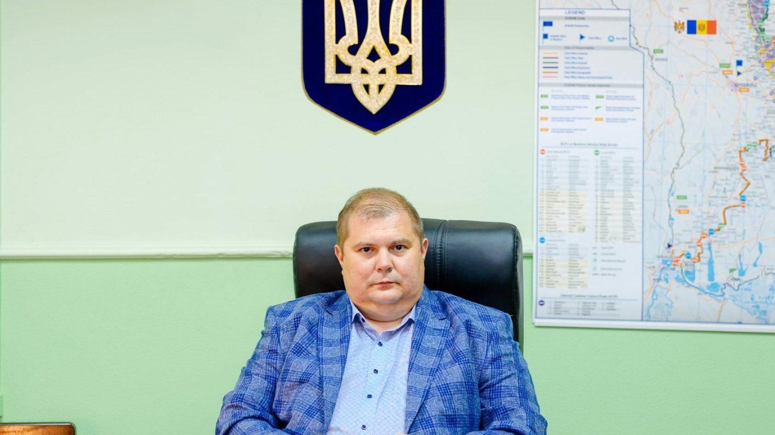 Одесскую таможню возглавил люстрированный Денис Пудрик, который баллотировался от Тимошенко в нардепы «фото»