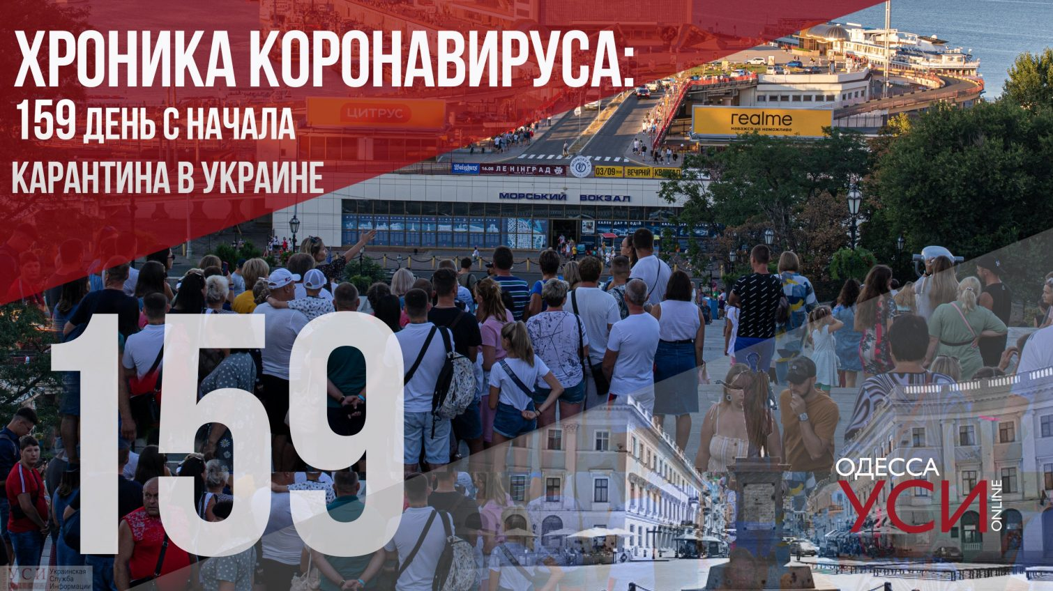 Хроника коронавируса: 159 дней с начала карантина «фото»