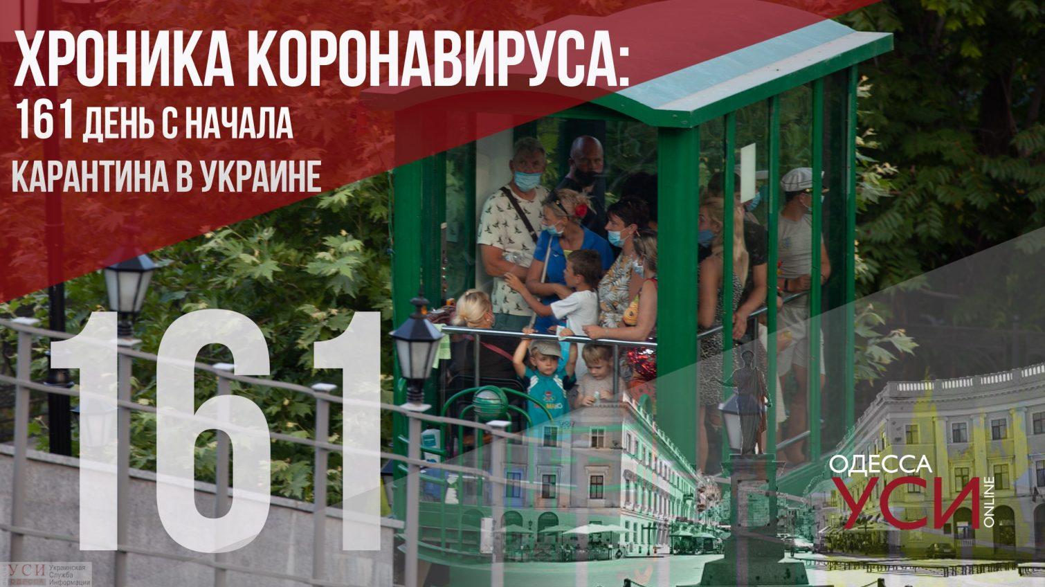 Хроника коронавируса: в Украине впервые более 2100 новых случаев заражения COVID-19 за сутки «фото»