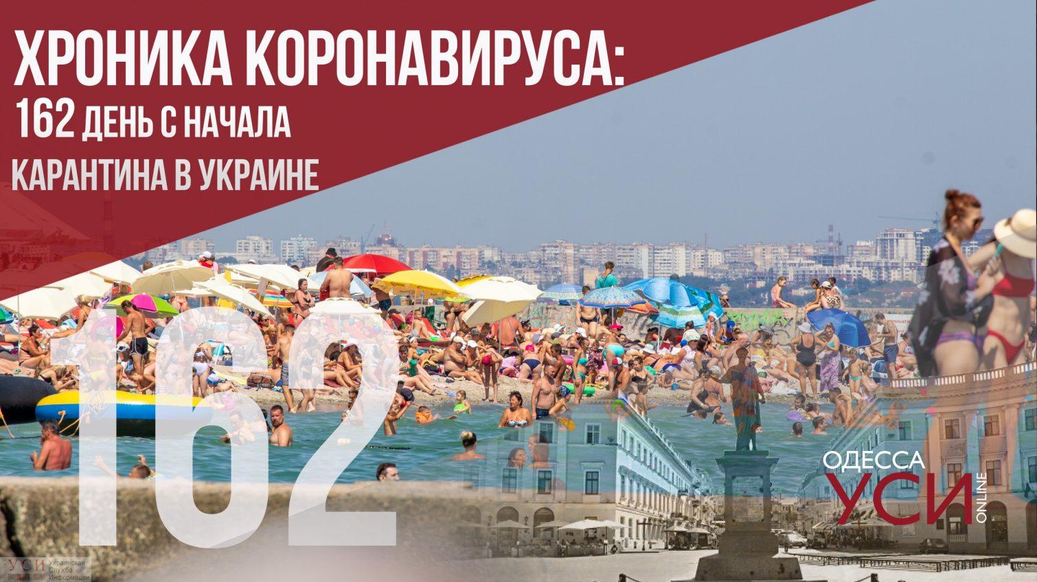Хроника коронавируса: в Одесской области три новые смерти и антирекорд «фото»