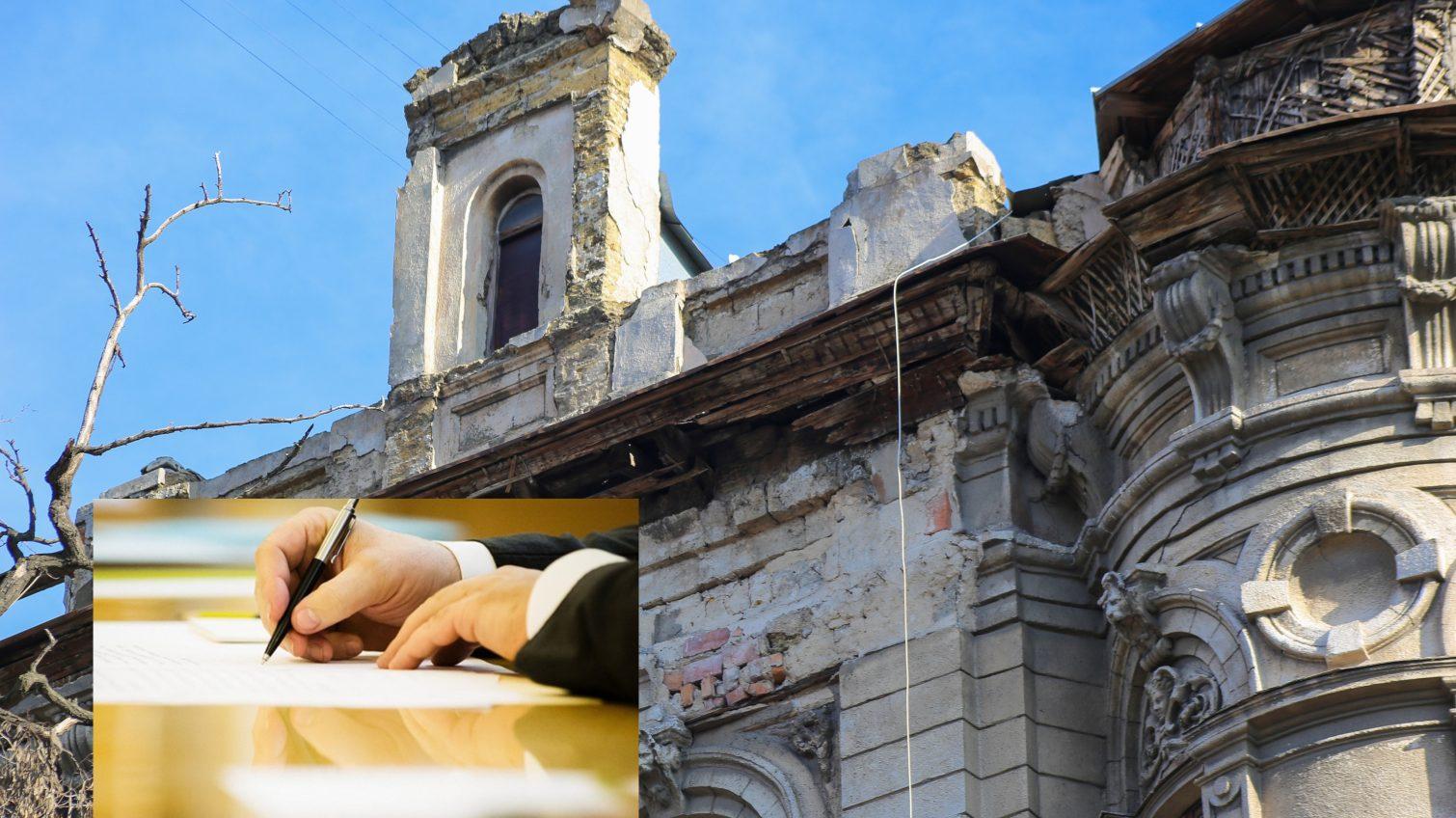 Шанс на сохранение памятников архитектуры: Президент Украины подписал указ, поддерживающий реставрацию «фото»