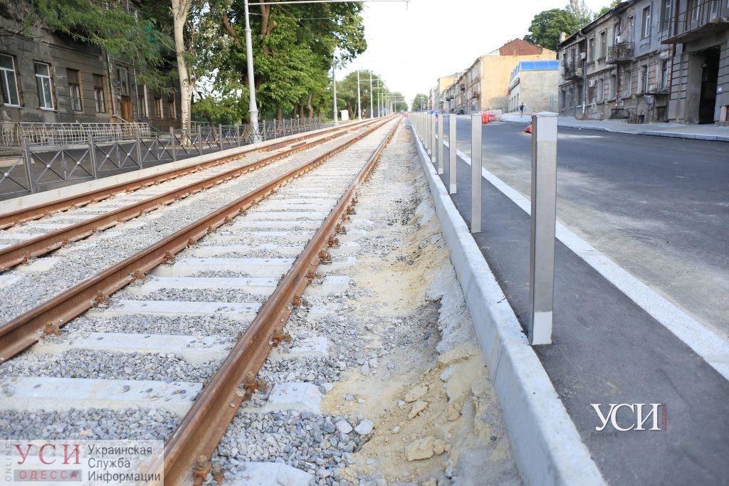 В субботу возобновится движение двух трамвайных маршрутов «фото»