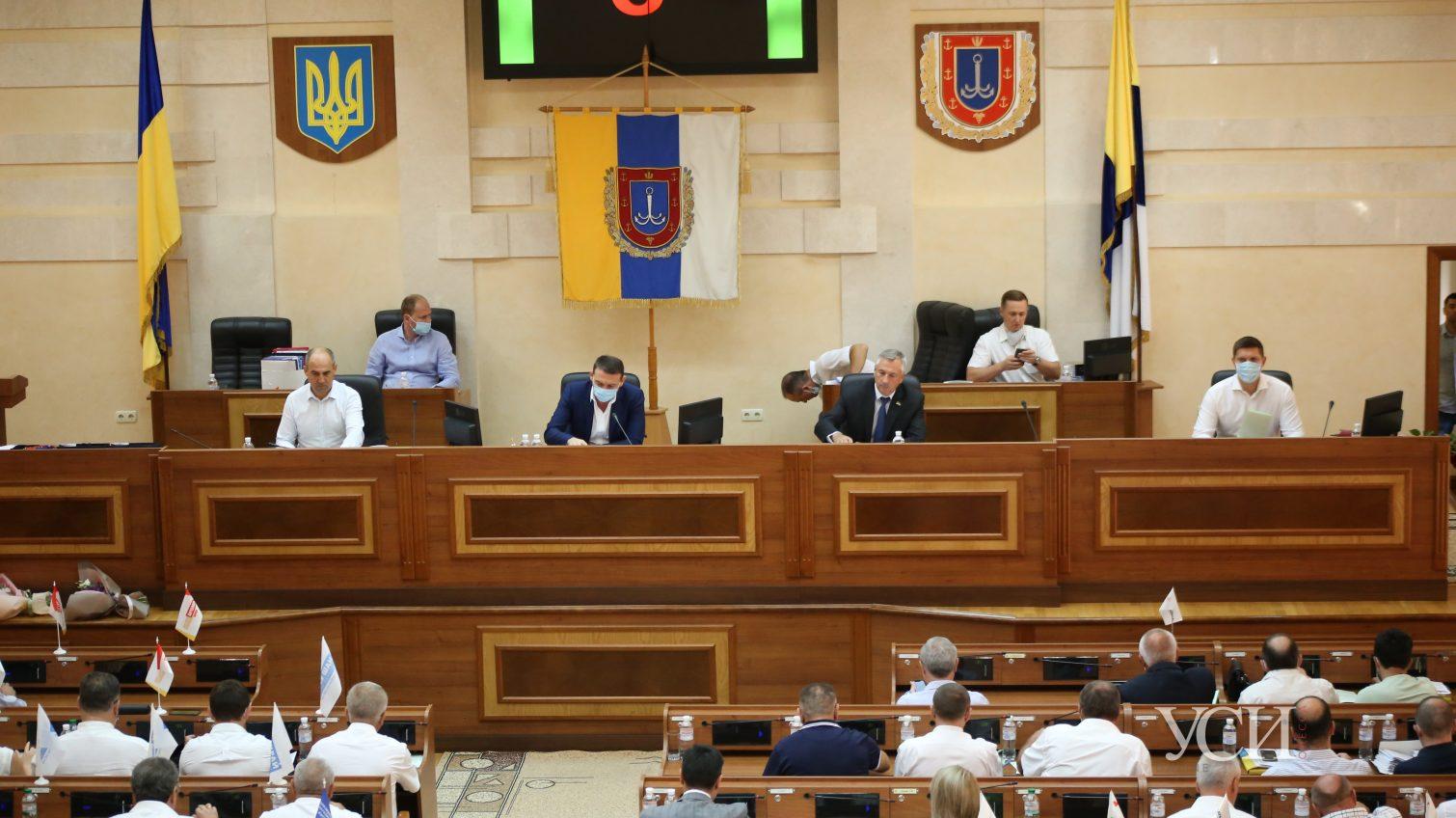 Одесский облсовет отказался защищать гаражные кооперативы «фото»