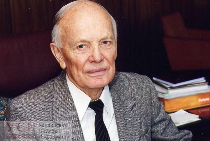 Умер известный украинский ученый Борис Патон «фото»