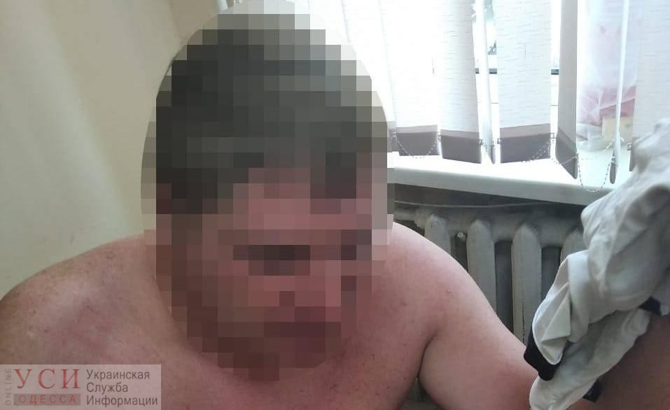 В Одесской области водитель покусал полицейских (фото) «фото»