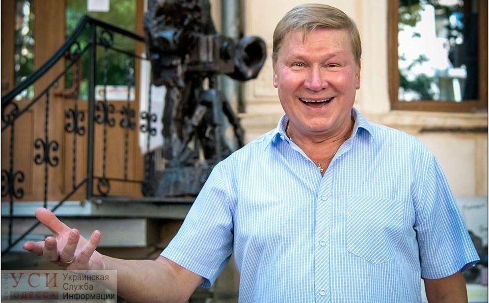 В Одессе простятся с легендой Одесской оперы Анатолием Дудой «фото»