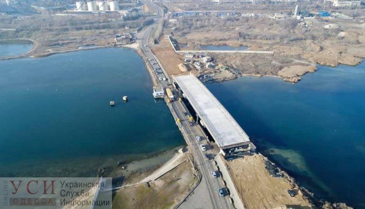 На ремонт моста через Сухой лиман объявили тендер еще на 107 миллионов «фото»