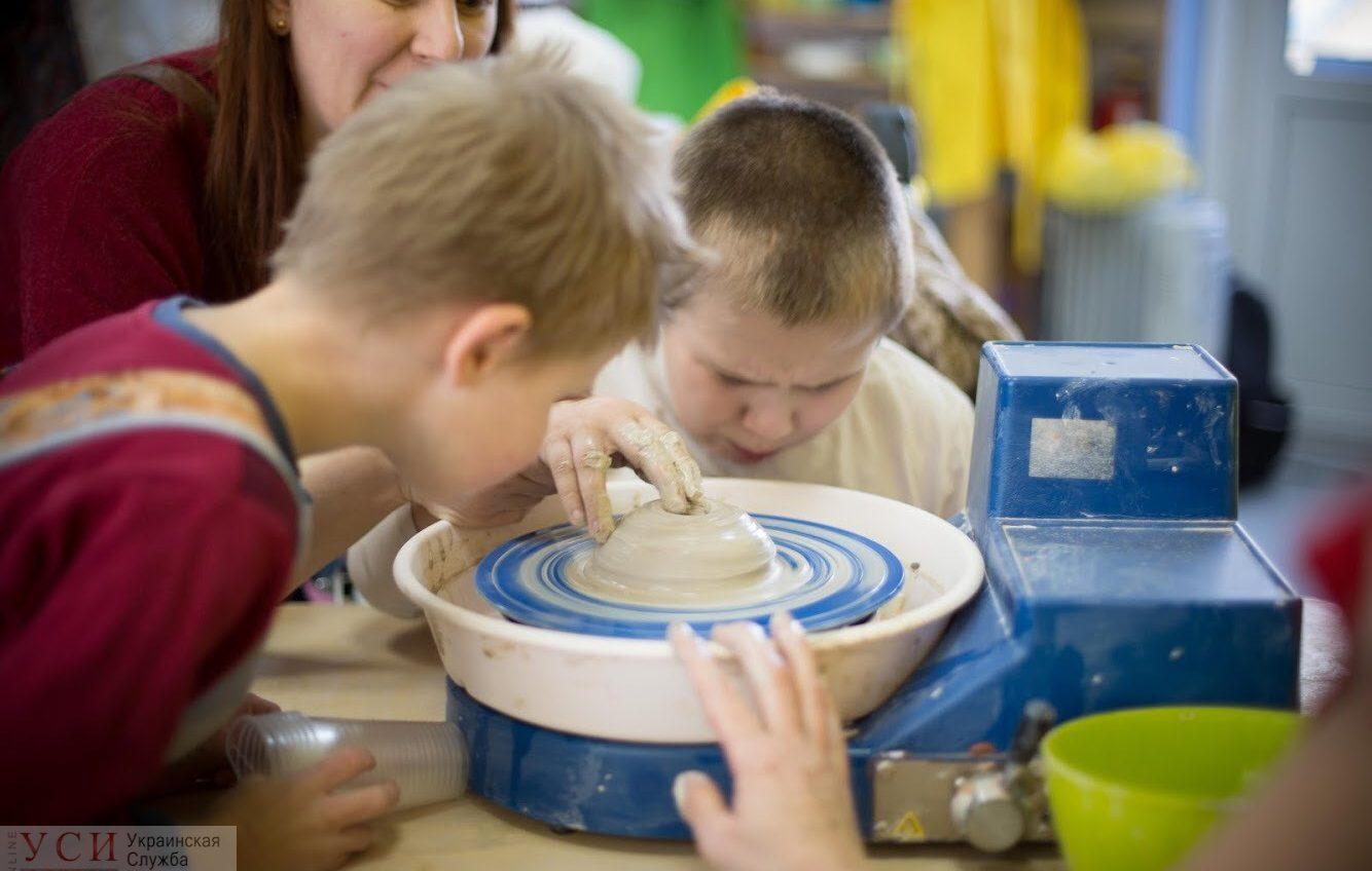 В Одессе собирают деньги на керамическую мастерскую для людей с инвалидностью «фото»