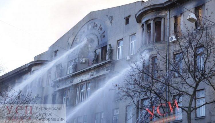 Снова перенесли: дело по пожару в колледже на Троицкой отложили до 1 сентября (фото) «фото»