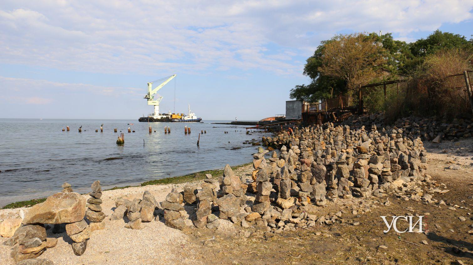 Мир без топчанов: в каком состоянии находятся бесплатные пляжи Одессы (фото) «фото»