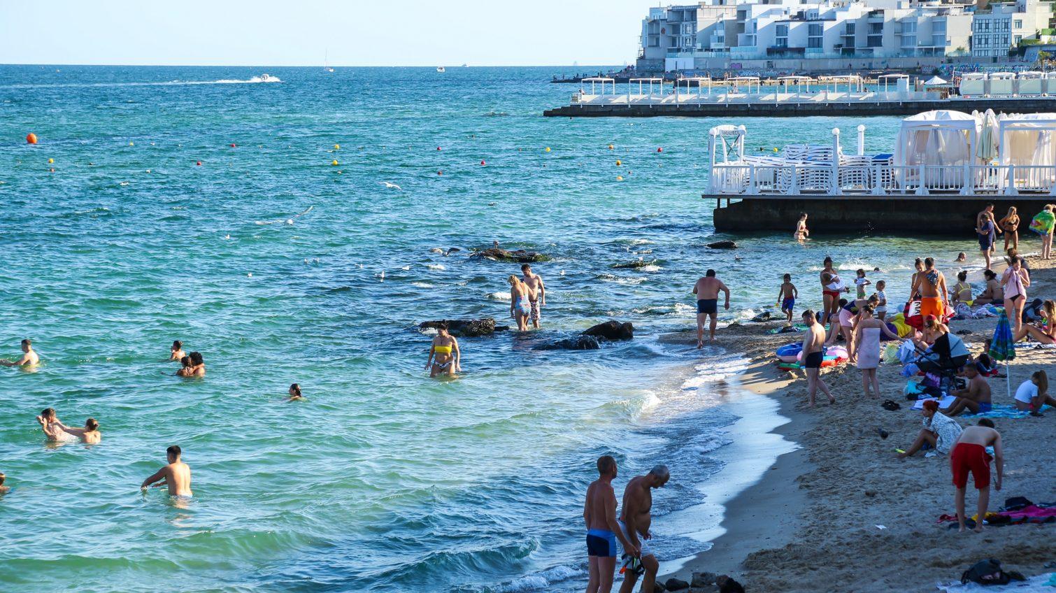 Пляжи Одессы передали городскому Управлению инженерной защиты «фото»