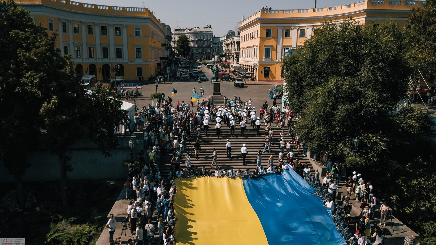 Вышиванковый фестиваль, Марш защитников и автопробег: как в Одессе отметят День флага и День независимости «фото»
