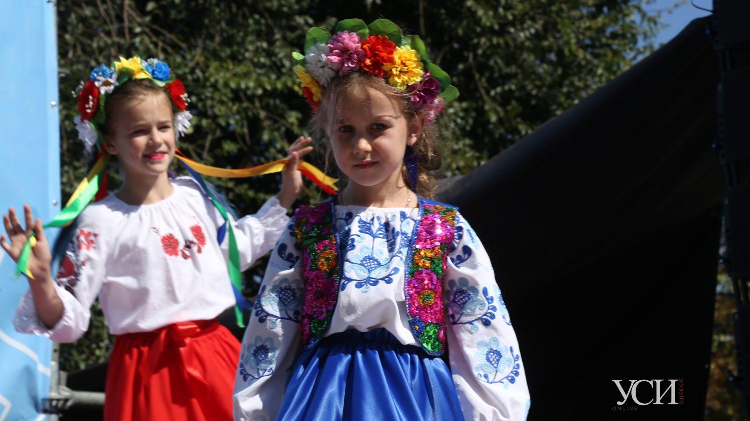 В этническом стиле: в центре Одессы прошел модный показ вышиванок (фоторепортаж) «фото»
