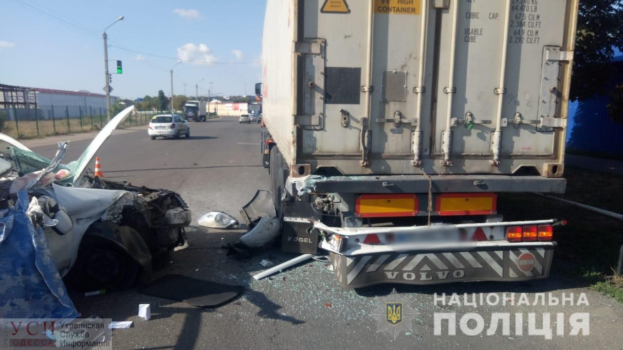 Таксиста, который стал виновником смертельного ДТП у рынка «7км», задержали «фото»