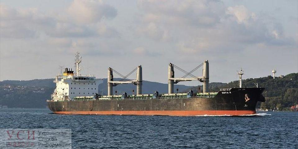 Вспышка коронавируса на судне в порту Южный: скончался капитан «фото»