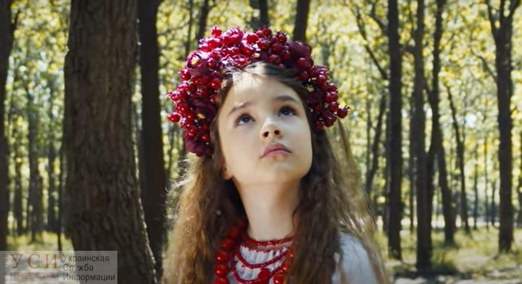 Юная одесситка записала трогательный клип ко Дню независимости Украины (видео) «фото»