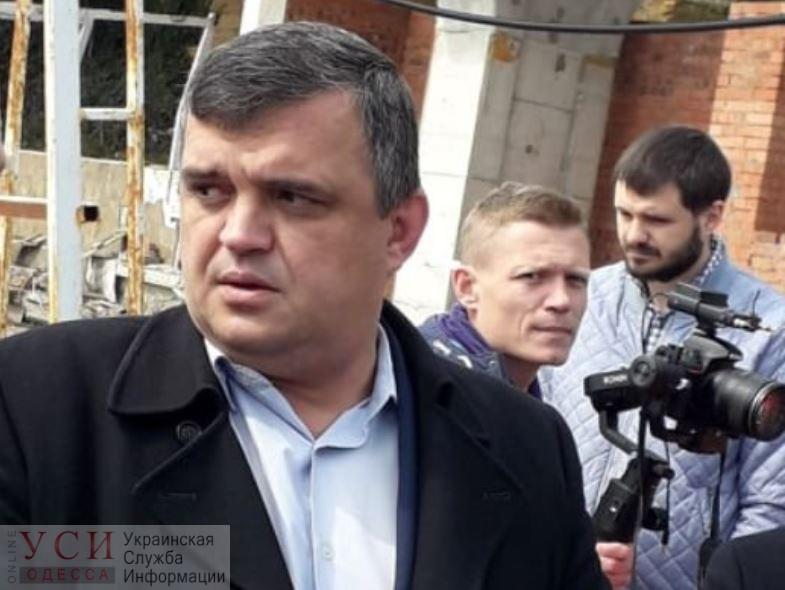 Кадровые чистки: Труханов уволил начальника управления инженерной защиты и развития побережья «фото»