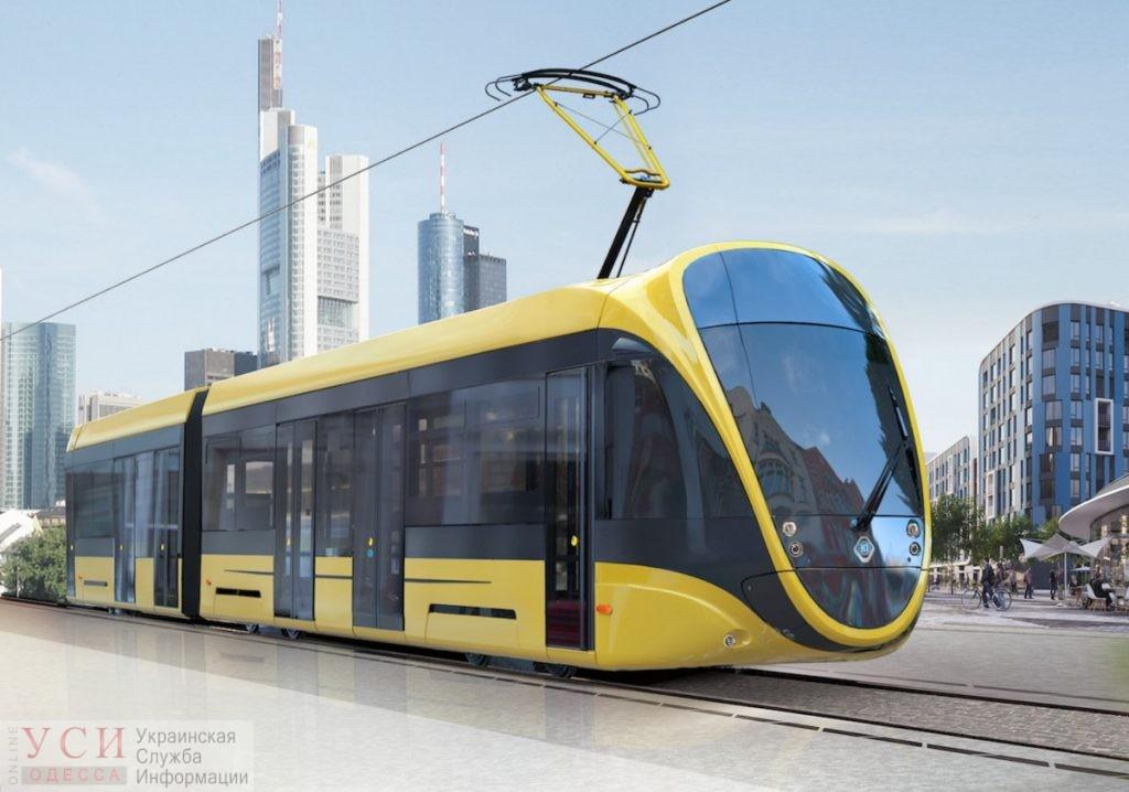 Компания с одесской пропиской сделает трамваи для Румынии «фото»