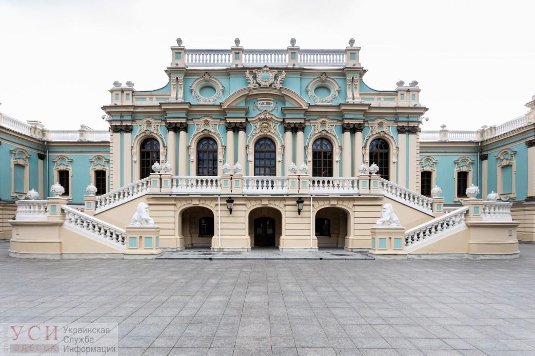 Впервые за 15 лет Мариинский дворец откроют для экскурсий «фото»