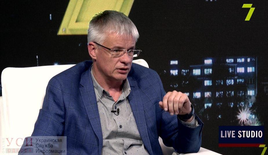 Сергей Калинчук: власть Одессы находится в состоянии хронического обыска «фото»