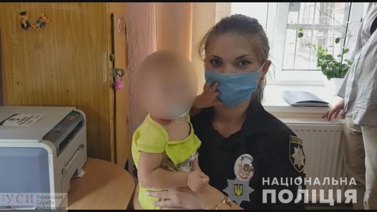 В Одессе разыскивают проститутку, которая оставила своего семимесячного ребенка (фото, видео) «фото»