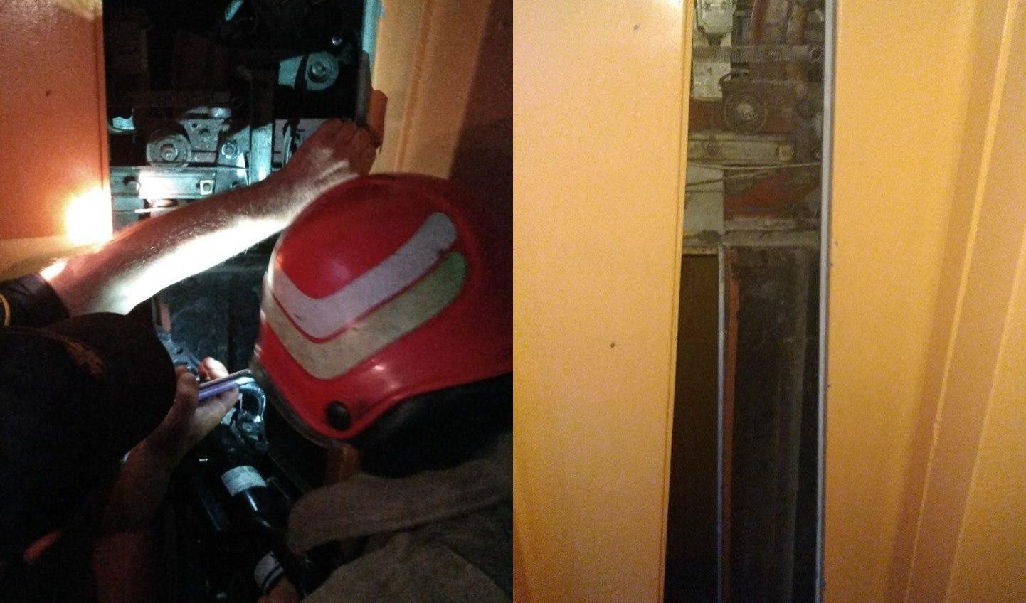 В Черноморске оборвался лифт с десятилетним мальчиком (фото) «фото»