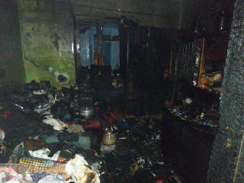 Пенсионер из Одесской области получил сильные ожоги, пока тушил свой дом (фото) «фото»