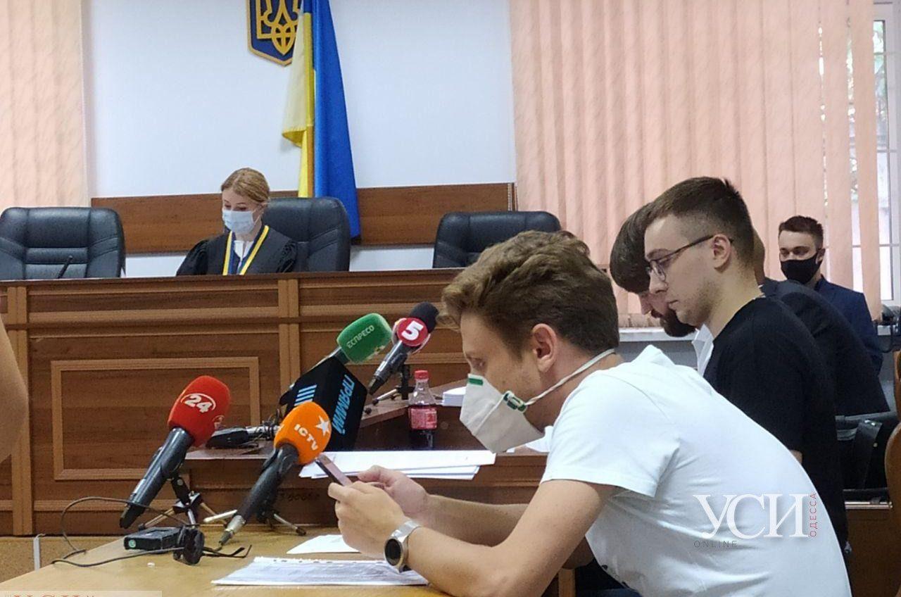 Справа Стерненка: активіста відпустили під нічній арешт «фото»