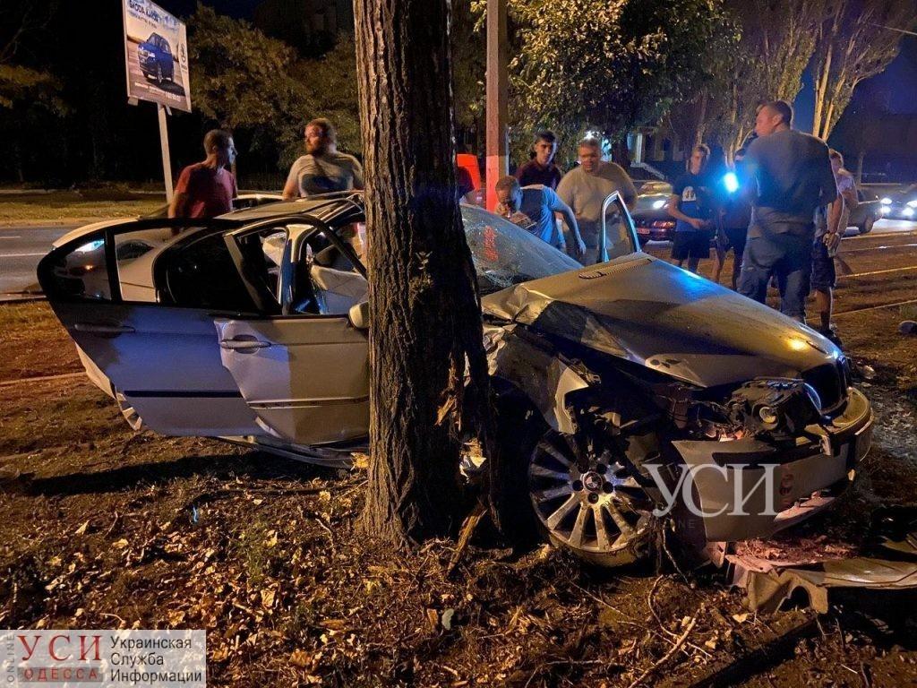 Новые подробности ДТП на Пересыпи: водитель погиб «фото»