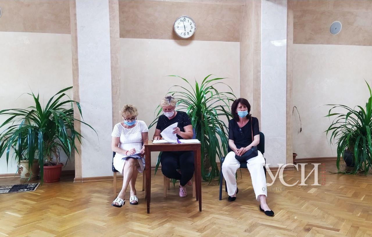 В Одесской области начали работу теризбиркомы (прямая трансляция) ОБНОВЛЕНО «фото»