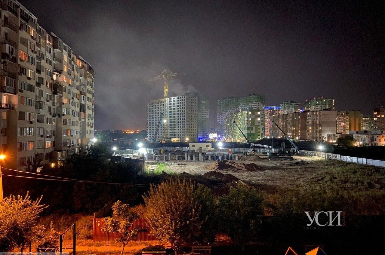 На поселке Котовского пожар в 20-этажке ЖК «Острова» потушен: как это было (фото, видео) ОБНОВЛЯЕТСЯ «фото»