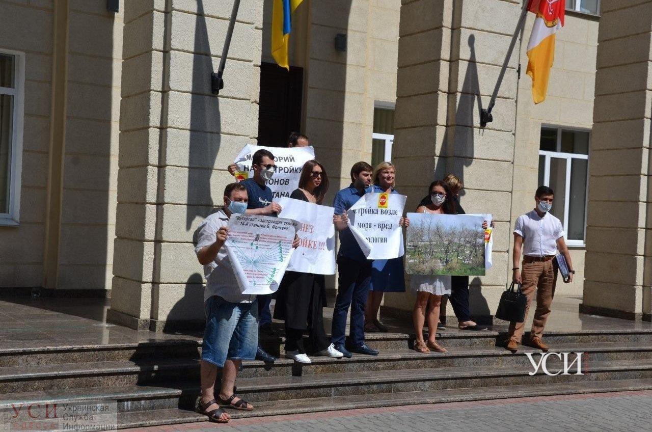 ЖК La Mer: представители мэрии не явились на суд, заседание перенесли на сентябрь «фото»