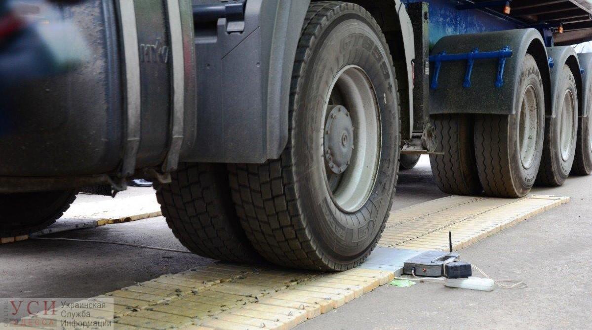 Всех на весы: в Украине введут круглосуточное взвешивание для фур «фото»
