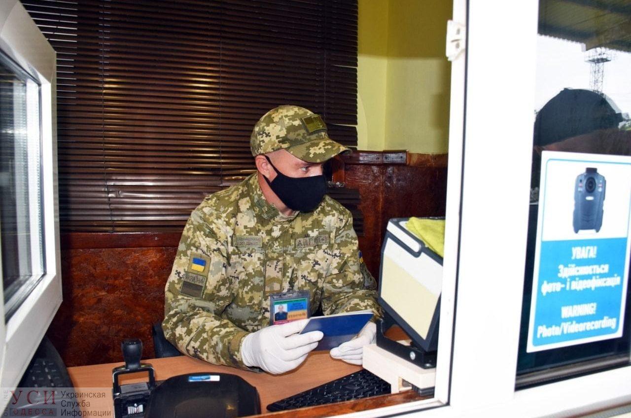 Пограничники задержали сутенера из Молдовы, которого разыскивал Интерпол «фото»