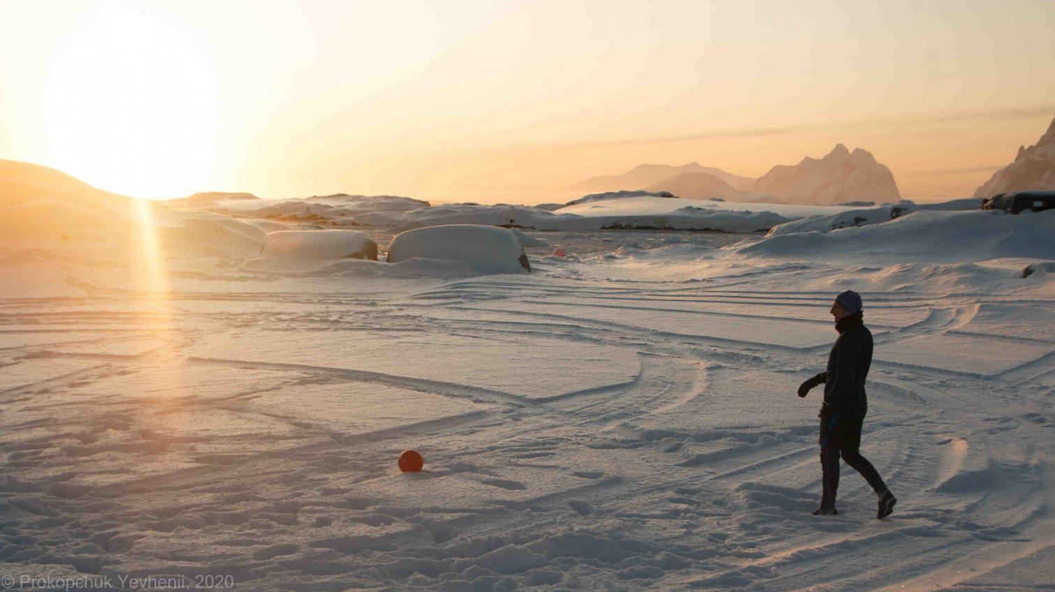 Ищут полярников: в Украине стартовал отборочный конкурс для экспедиции в Антарктиду «фото»